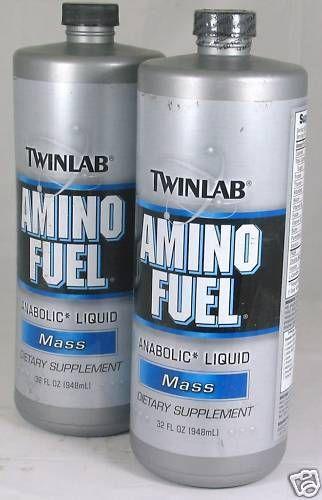 Twin labs amino fuel
