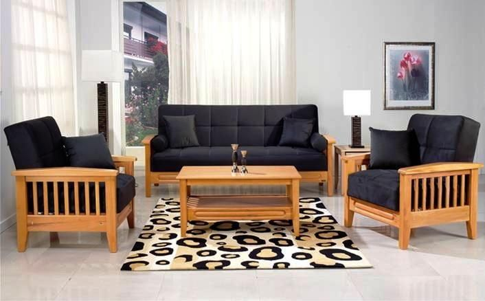 Exclusive Designs Of Wooden Sofa In Mumbai
