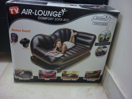 air lounge sofa bed. Black Bedroom Furniture Sets. Home Design Ideas