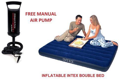 Manual for intex air bed