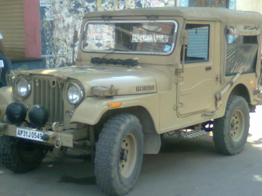 Army Jeeps for Sale