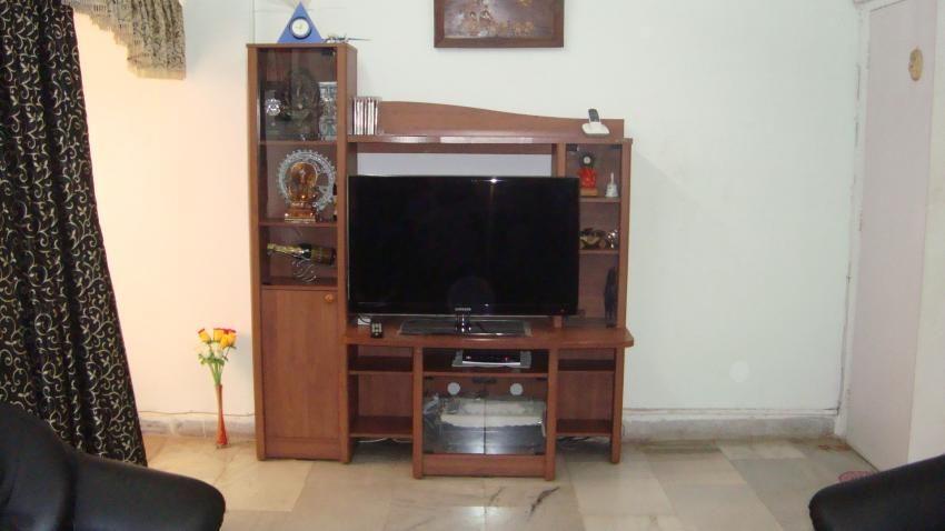 Zuari TV Wall unit