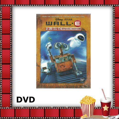 Walle movie dvd