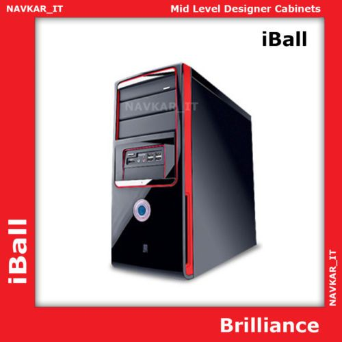 IBall Brilliance 4USB Port Designer Cabinet With SMPS